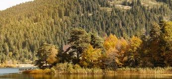 Abant See die Türkei Stockfoto