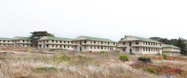 Abaondoned-Fort Ord Lizenzfreie Stockbilder