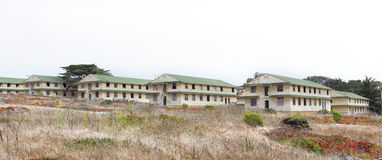 Abaondoned Fort Ord Royalty Free Stock Images