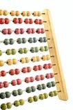 Abaque coloré Photographie stock
