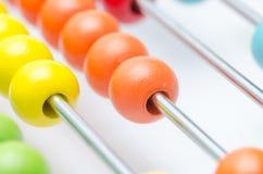 Abaque coloré Images stock