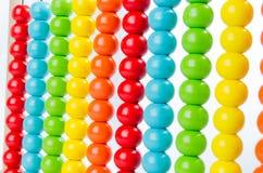 Abaque coloré Image stock