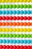 Abaque coloré Image libre de droits