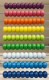 Abaque coloré d'enfants Image stock