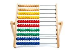 Abaque coloré de jouet Photos stock