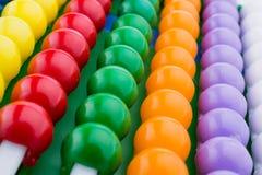 Abaque de couleur Image libre de droits