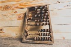 Abaque de vintage Photographie stock libre de droits