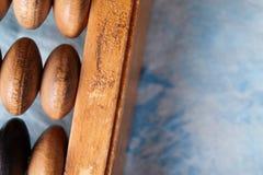 Abaque de vintage sur le fond en bois Photos stock
