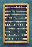 Abaque en bois Image stock