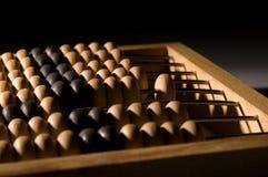 Abaque en bois désuet photo libre de droits
