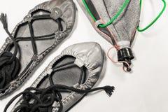 Abarka, zucca - autoctoni baschi che ballano le feste de Bayonne di concetto degli accessori Immagini Stock