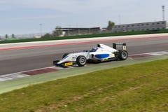 Abarth供给动力的意大利F4冠军 图库摄影