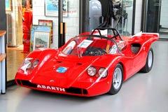 Abarth Imagen de archivo libre de regalías