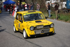 112 Abarth Stockbilder