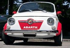 Abarth de Fiat 500 Foto de Stock