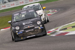 Abarth Italy & Europe Trophy Royalty Free Stock Photos