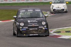 Abarth Italy & Europe Trophy Royalty Free Stock Photo