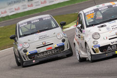Abarth Italy & Europe Trophy Stock Photography