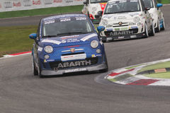 Abarth Italy & Europe Trophy Stock Image