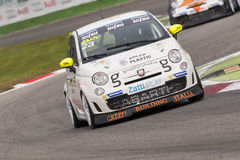 Abarth Italy & Europe Trophy Royalty Free Stock Image