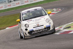 Abarth Italy & Europe Trophy Royalty Free Stock Photography
