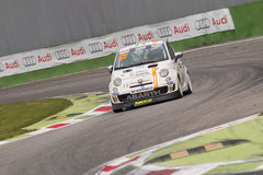 Abarth Italy & Europe Trophy Royalty Free Stock Images