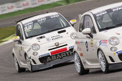 Abarth Italy Royalty Free Stock Photos
