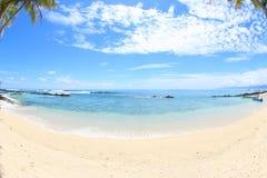 Abasi Beach Manokwari Papua stock photography