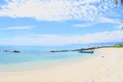 Abasi Beach Manokwari Papua stock photo
