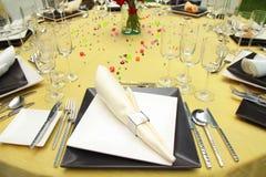Abastecimento/banquete Fotos de Stock Royalty Free
