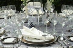 Abastecimento/banquete Imagens de Stock Royalty Free