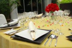 Abastecimento/banquete Imagem de Stock Royalty Free