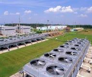 Abastecimento de gás Imagem de Stock Royalty Free