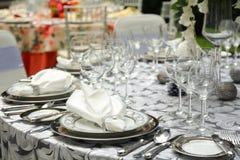 Abastecimiento/banquete Foto de archivo libre de regalías