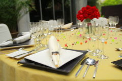 Abastecimiento/banquete Imagen de archivo libre de regalías