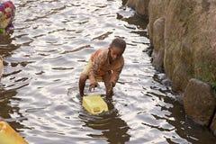 Abastecimiento de agua Imágenes de archivo libres de regalías