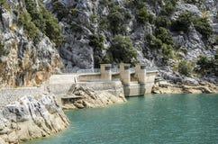Abastecimiento de agua de Mallorca Fotos de archivo libres de regalías