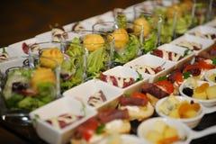 Abastecimiento de la comida Imagenes de archivo
