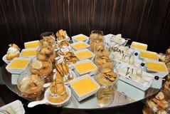 Abastecimiento de la comida Imagen de archivo libre de regalías