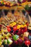 Abastecimiento de la comida Imagen de archivo