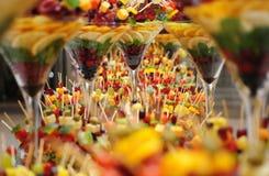 Abastecimiento de la comida Fotos de archivo