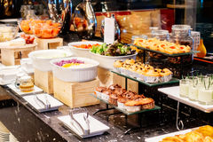 Abastecimiento de la comida fría Imágenes de archivo libres de regalías