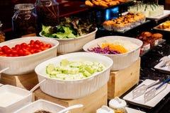 Abastecimiento de la comida fría Imagen de archivo libre de regalías