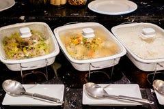 Abastecimiento de la comida fría Imagenes de archivo