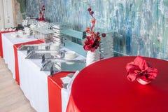 Abastecimiento de la comida fría, en la tabla Imágenes de archivo libres de regalías