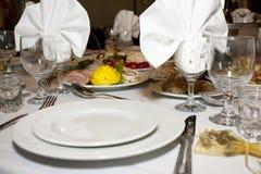 Abastecimiento y banquete Imagenes de archivo