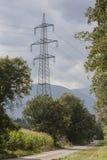 Abastecimientos de energía Imagen de archivo