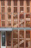 Abat-jour architecturaux abstraits Photo stock