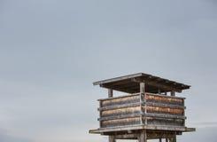 Abat-jour augmentés en bois Photo stock