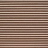 Abat-jour bruns vénitiens de plastique de vitrine Image stock